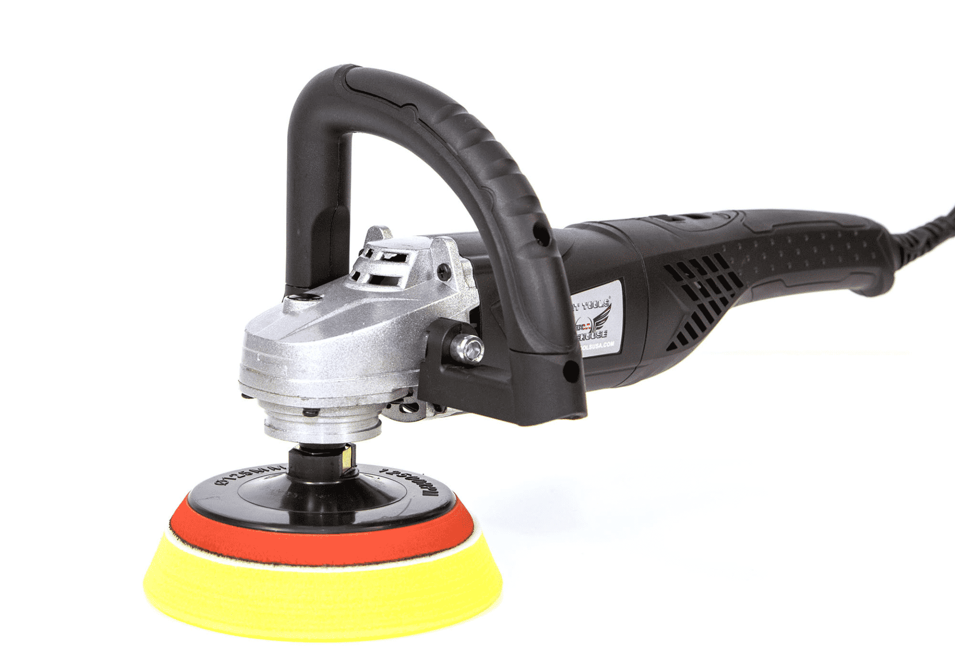 Xtreme Compact Rotary Polisher Variable Speed 7 Inch